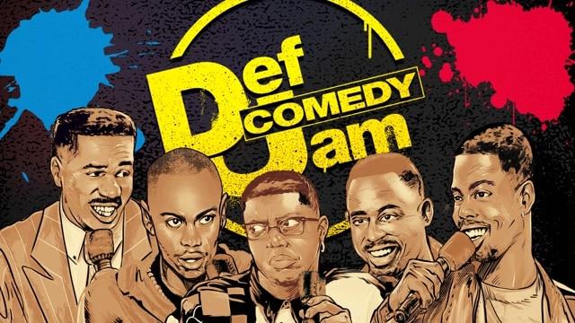 Def Comedy Jam Image