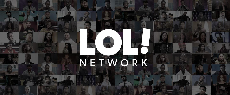 LOL! Network Hero Art