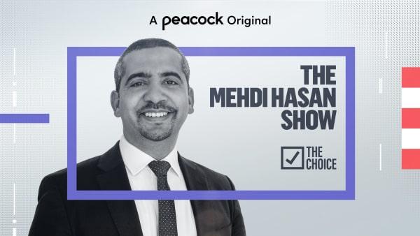 The Mehdi Hasan Show Image