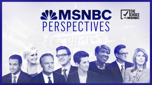 MSNBC Perspectives Image