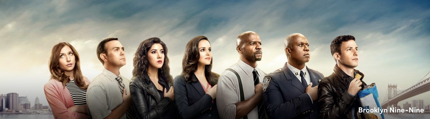 Brooklyn Nine-Nine HeroImage