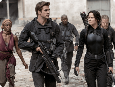 The Hunger Games Movies Image
