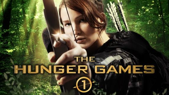 The Hunger Games Key Art