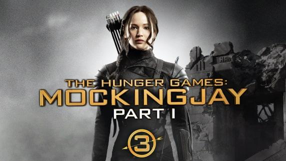The Hunger Games: Mockingjay Part 1 Logo