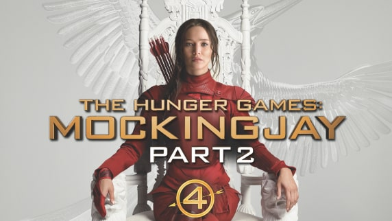 The Hunger Games Mockingjay: Part 2 Logo
