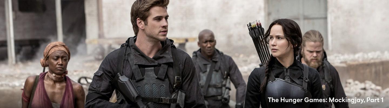 The Hunger Games: Mockingjay, Part 1 Image