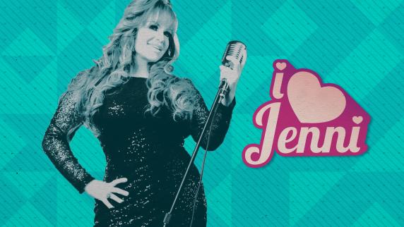 I Love Jenni Logo