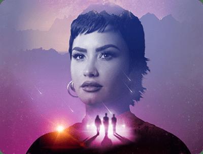 Demi Lovato Unidentified Image