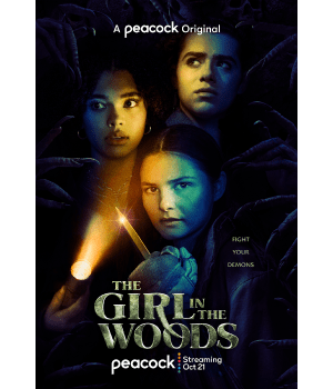 The Girl in the Woods Image