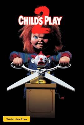 Child's Play 2 Vertical Art