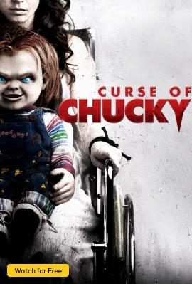 Curse of Chucky Vertical Art