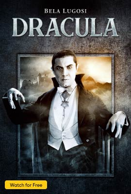 Dracula Vertical Art