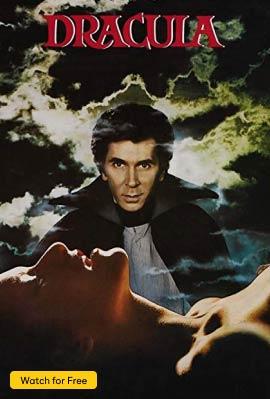 Dracula 1979 Vertical Art