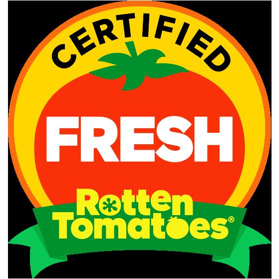 Rotten Tomatoes Certified Fresh Logo