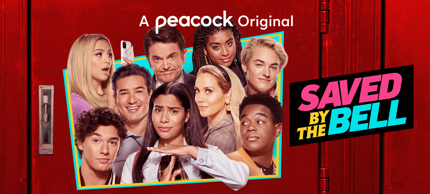 Saved by the Bell FYC Hero Image