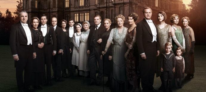 Downton Abbey Mobile Image