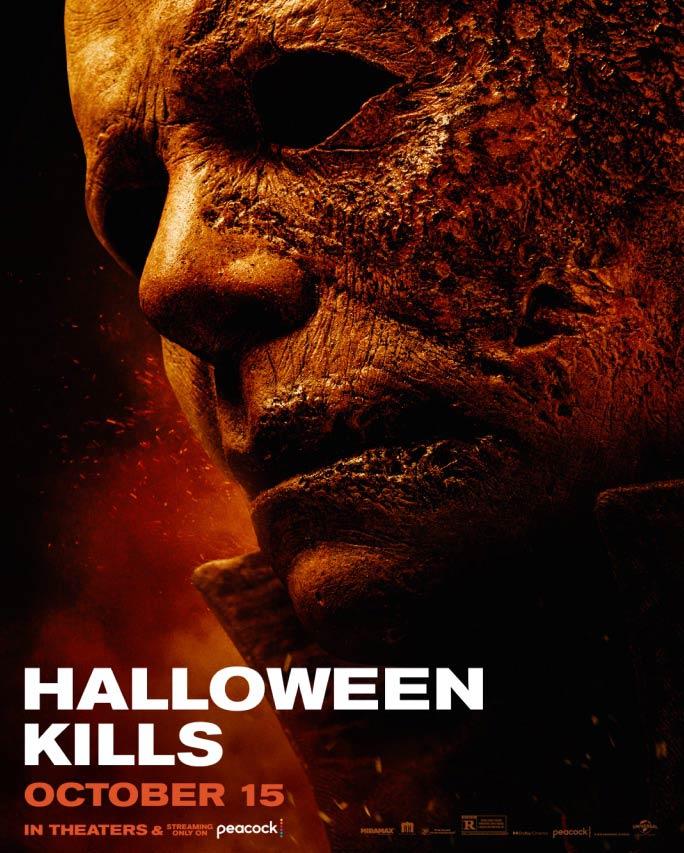 Halloween Kills Vertical Art