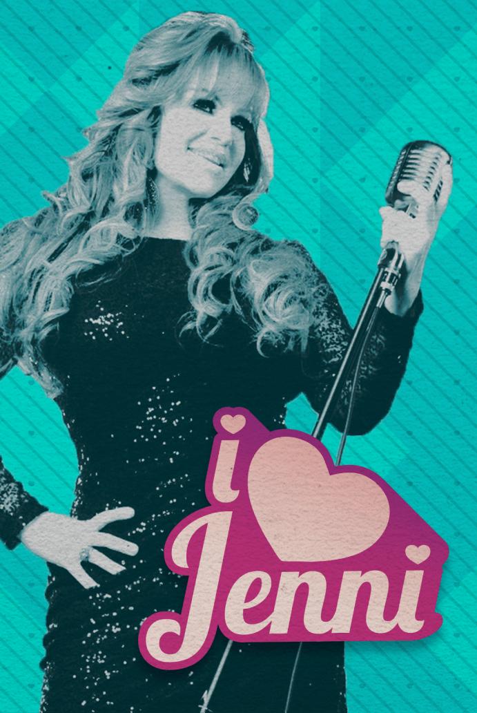 I Love Jenni Vertical Key Art