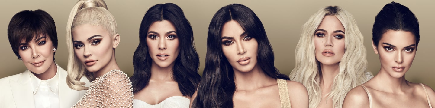 Keeping Up with the Kardashians Cast Image