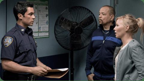 Law & Order: Special Victims Unit Season 16