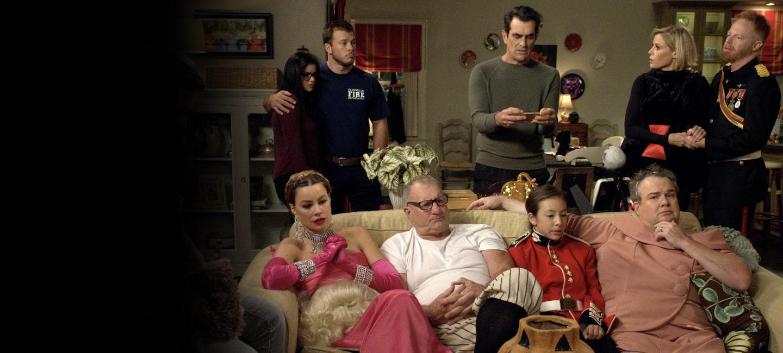 Modern Family Season 10 Hero Image