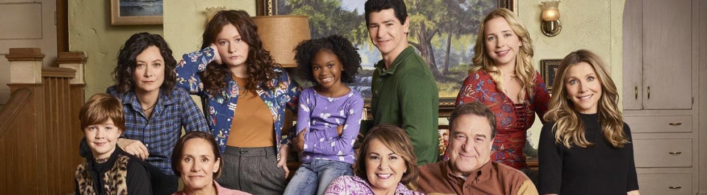 Roseanne Cast Image