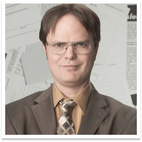 Dwight Schrute Image