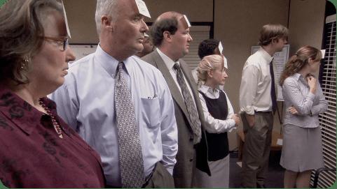 The Office Season 1 Episode 2