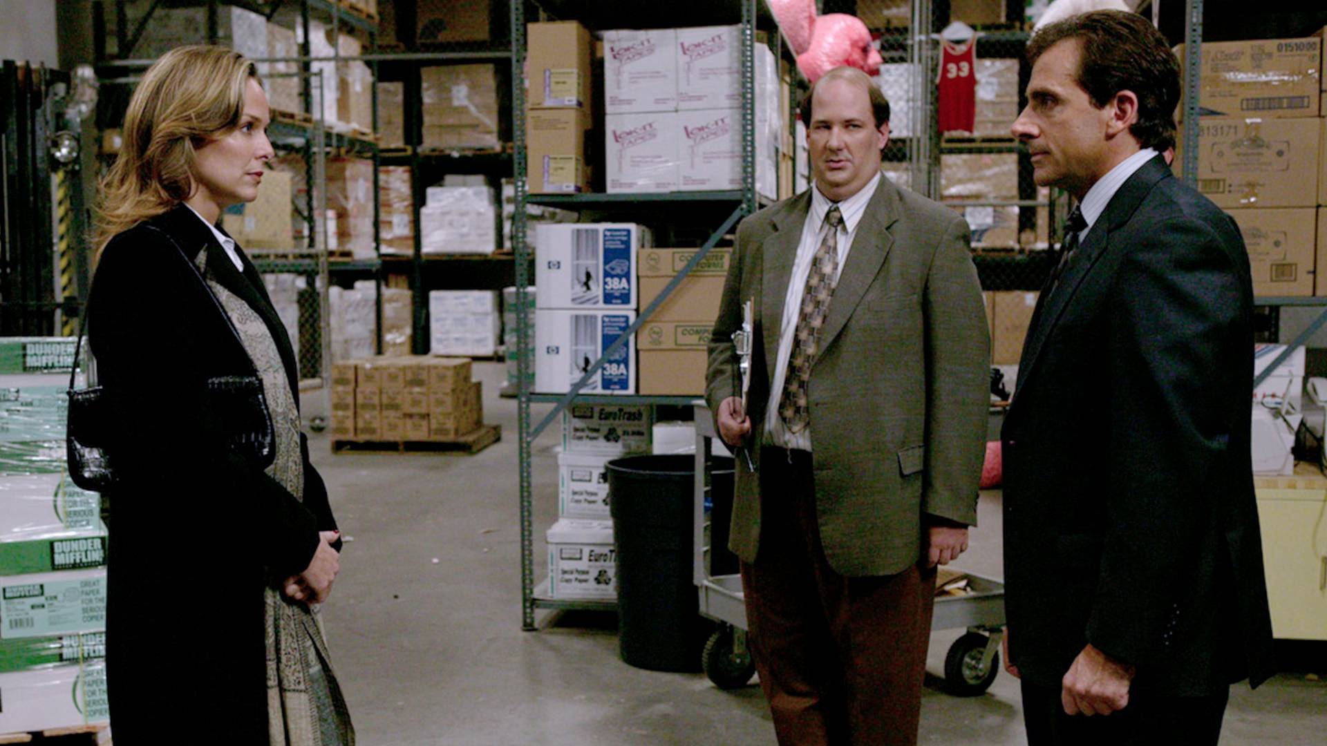 The Office Season 3 Episode 12