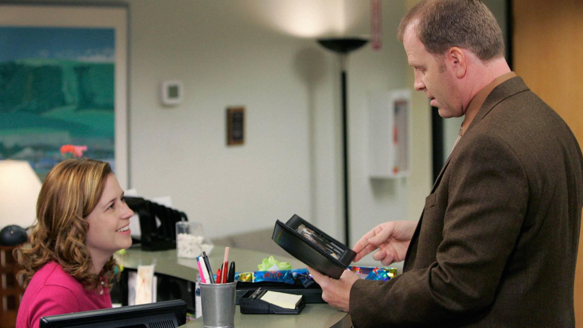 The Office Season 4 Episode 18