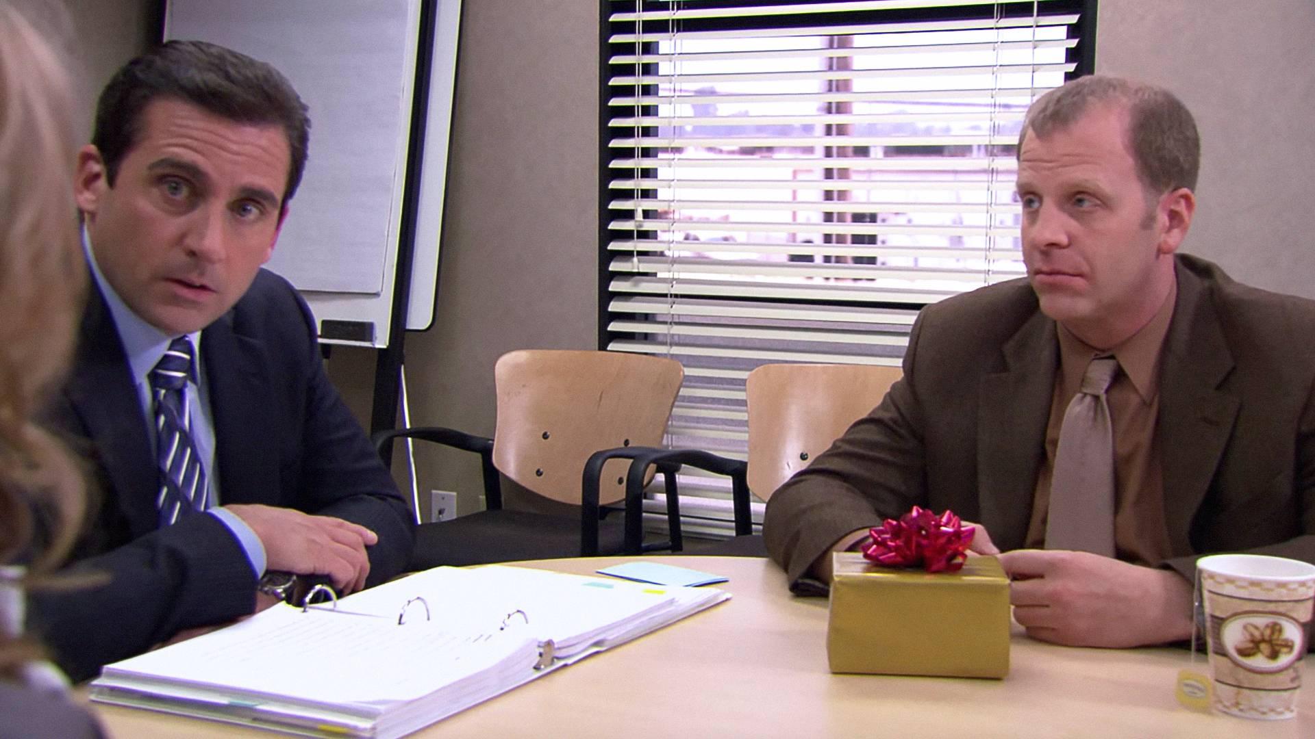 The Office Season 4 Episode 19