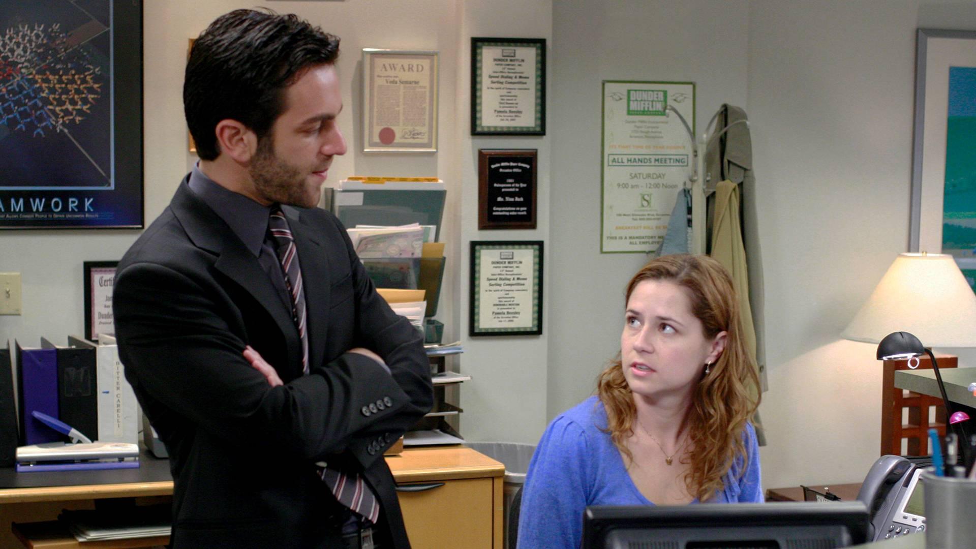 The Office Season 4 Episode 3