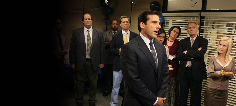 The Office Season 4 Hero Image