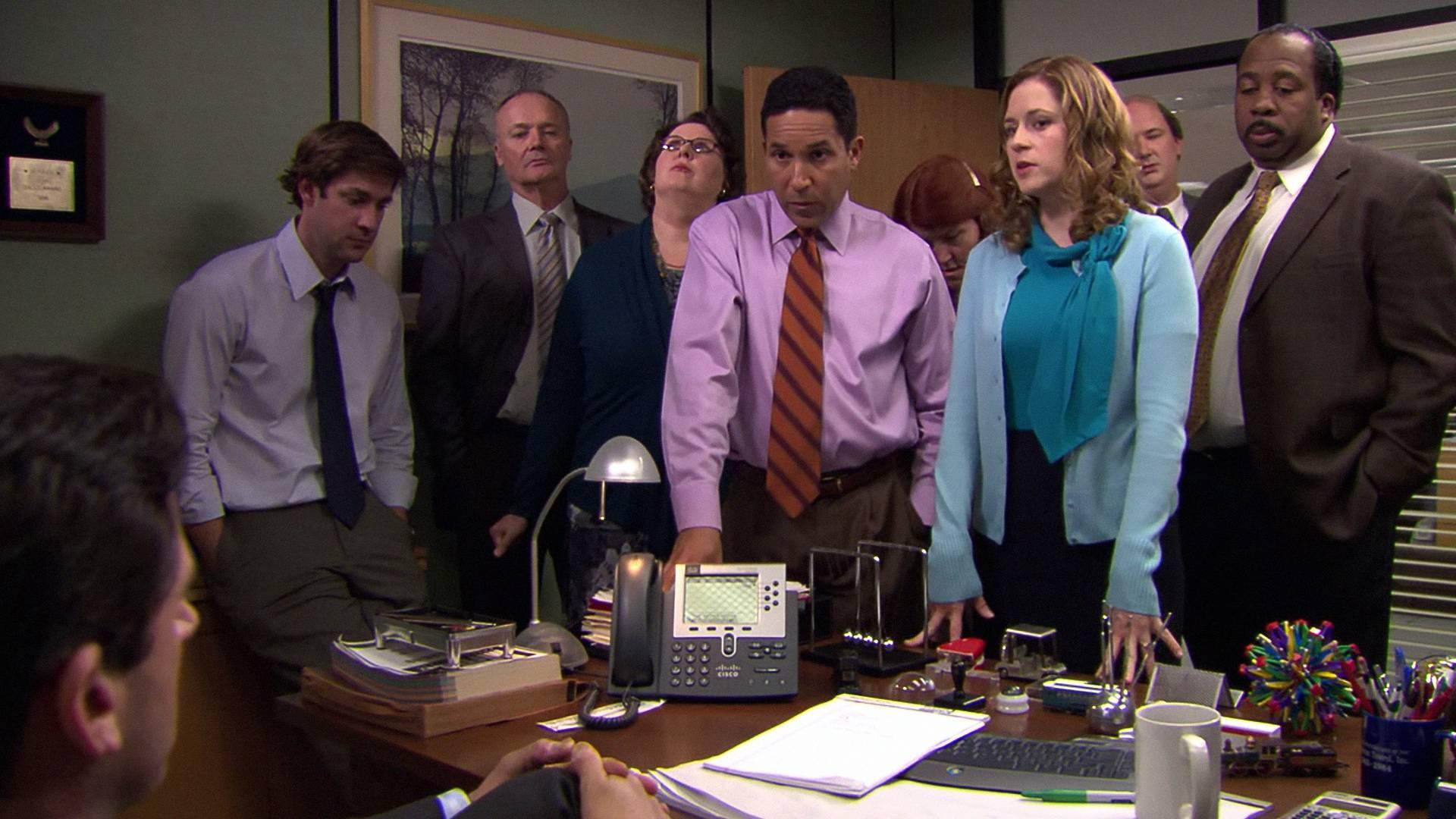 The Office Season 5 Episode 10