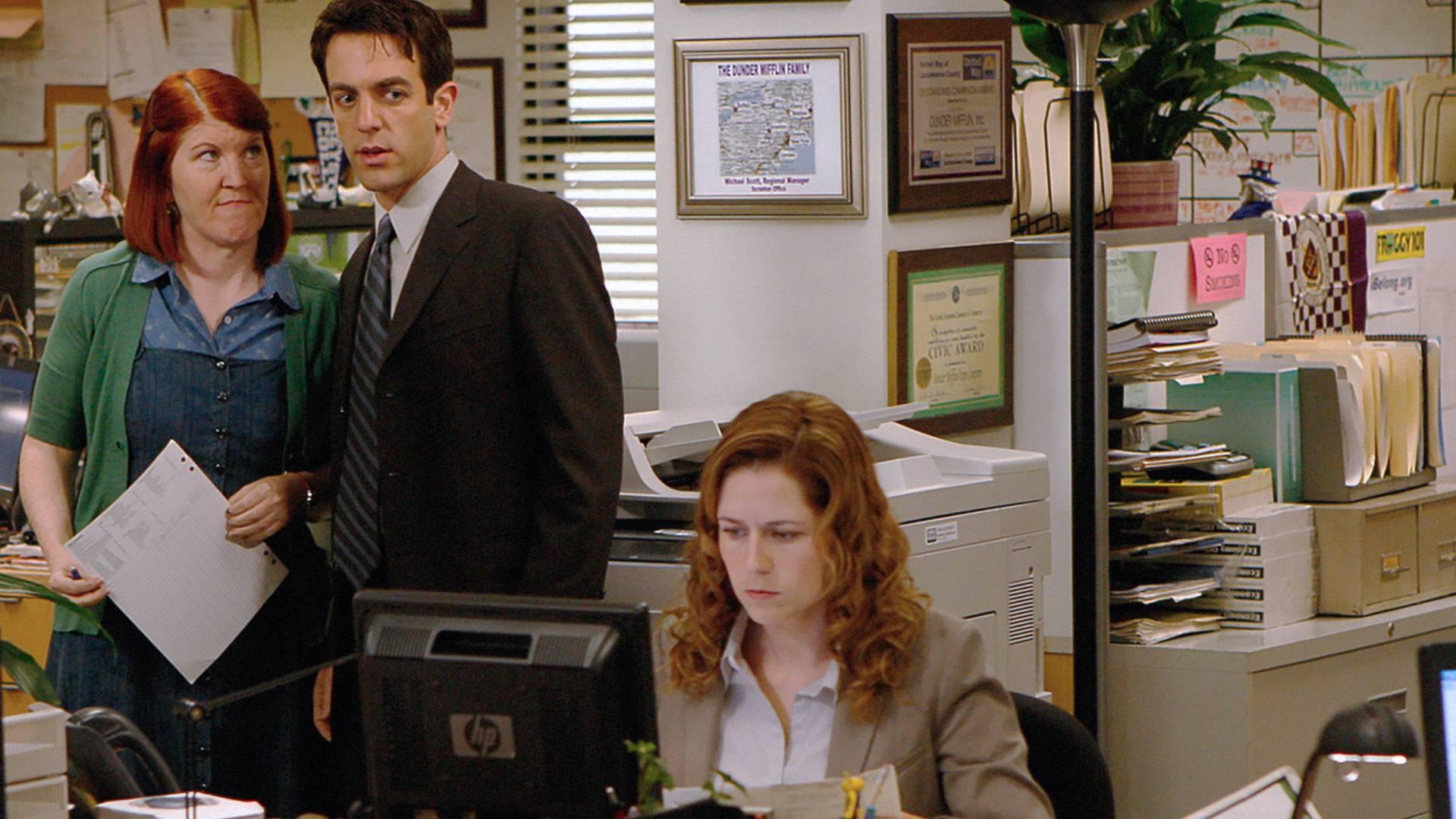The Office Season 6 Episode 1