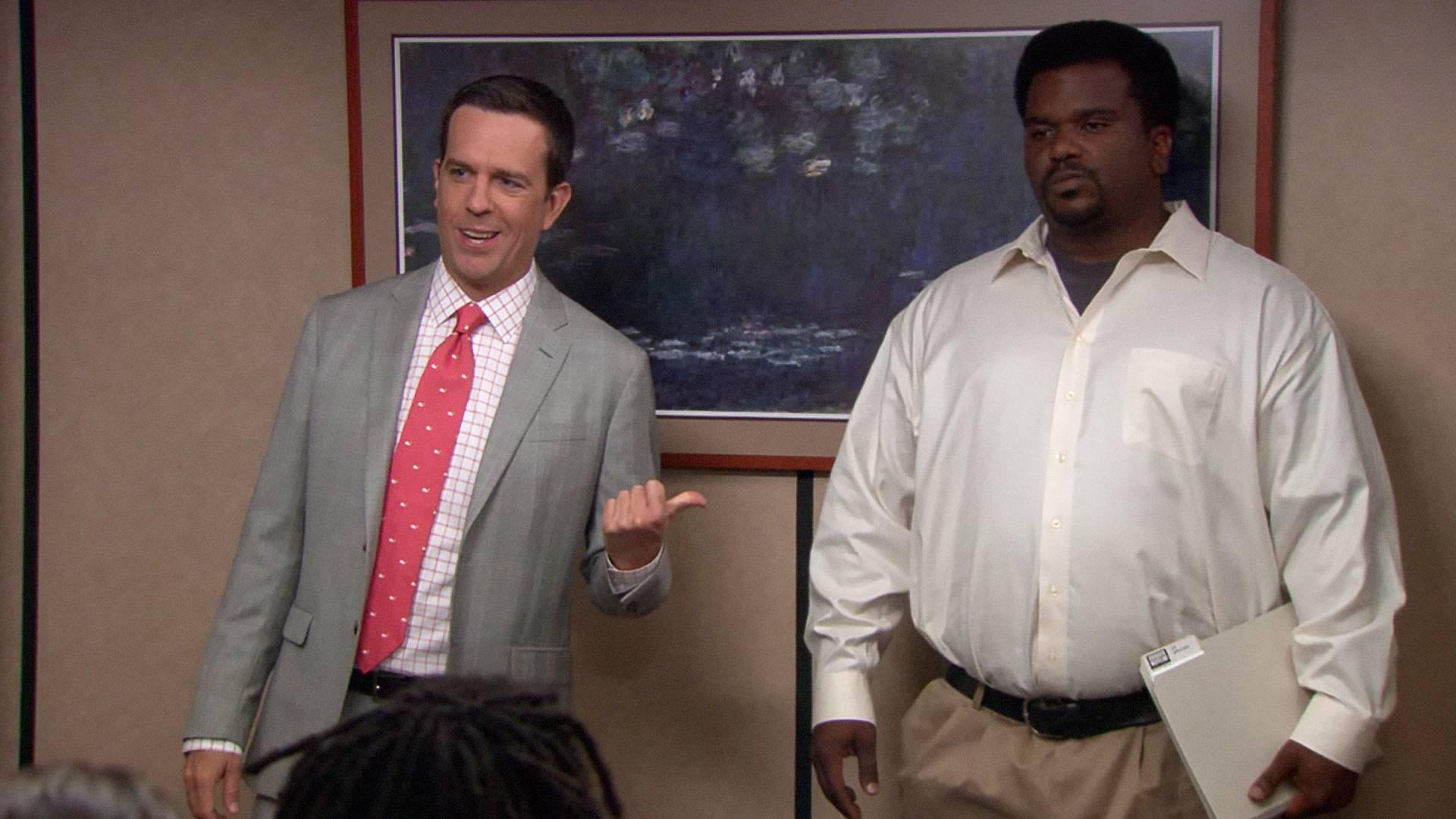The Office Season 8 Episode 3