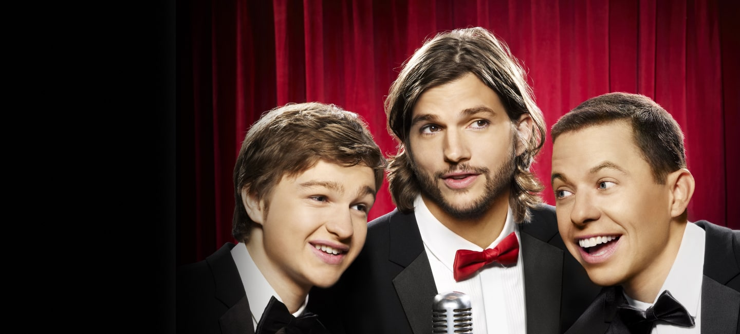 Two and a Half Men Hero Image