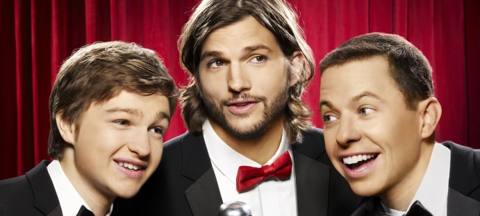 Two and a Half Men Mobile Image