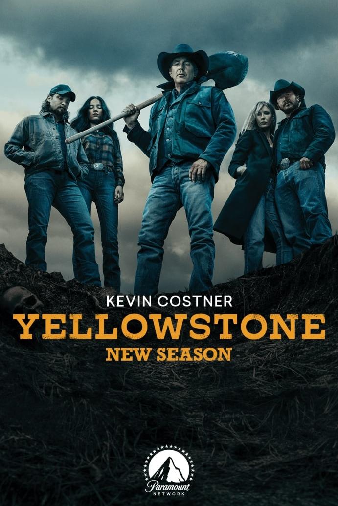 Yellowstone Season 3 Key Art