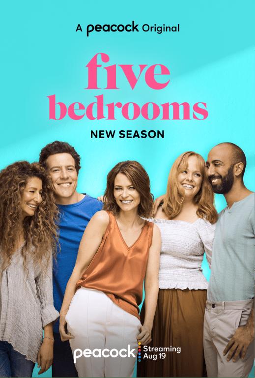 Five Bedrooms S2 Key Art