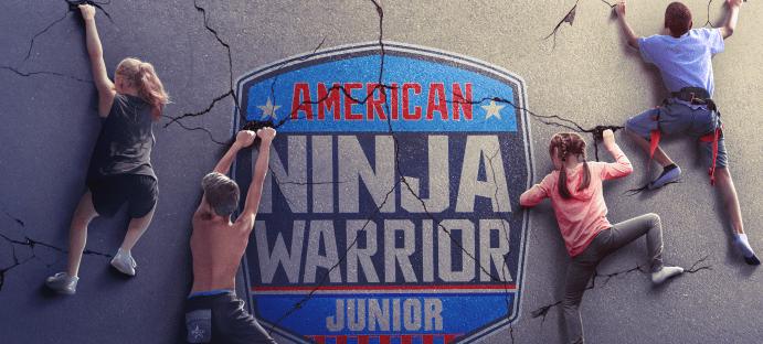 American Ninja Warrior Jr  Image