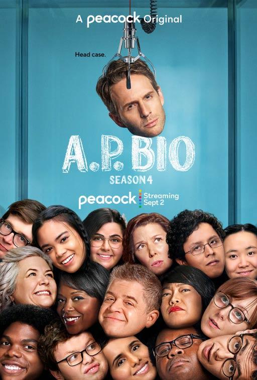 A.P. Bio Season 4 Key Art