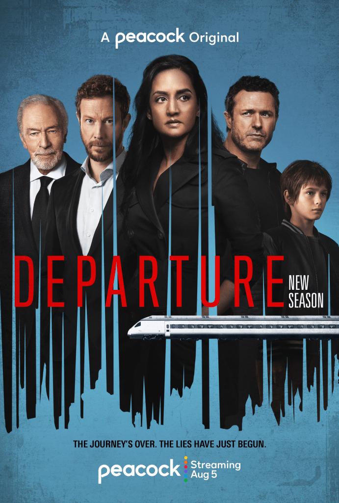Departure Key Art