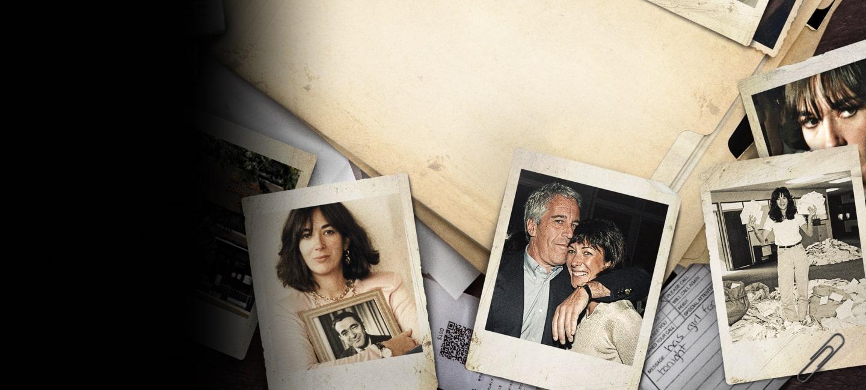 Epstein's Shadow: Ghislaine Maxwell Desktop Hero Image