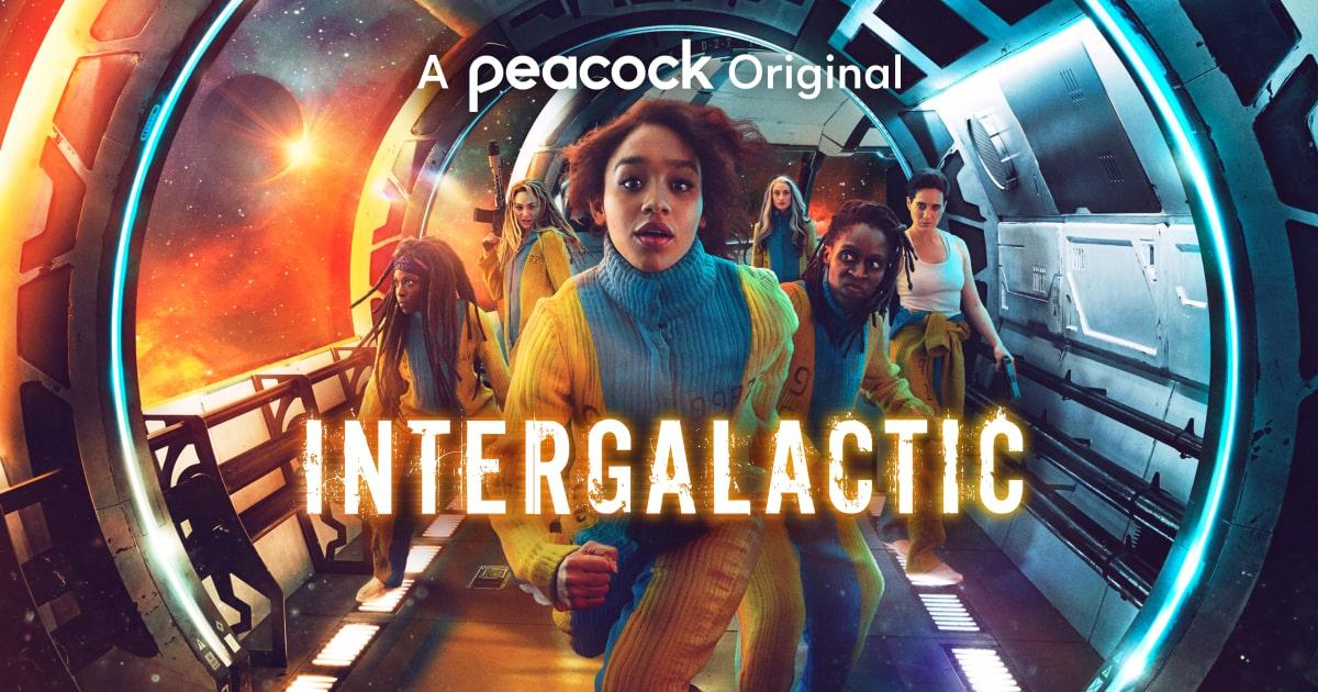 Watch Intergalactic Streaming - A Peacock Original | Peacock