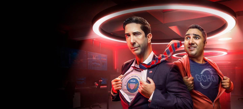 Intelligence Season 2 Hero Image