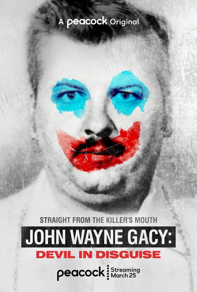 John Wayne Gacy Devil in Disguise Key Art