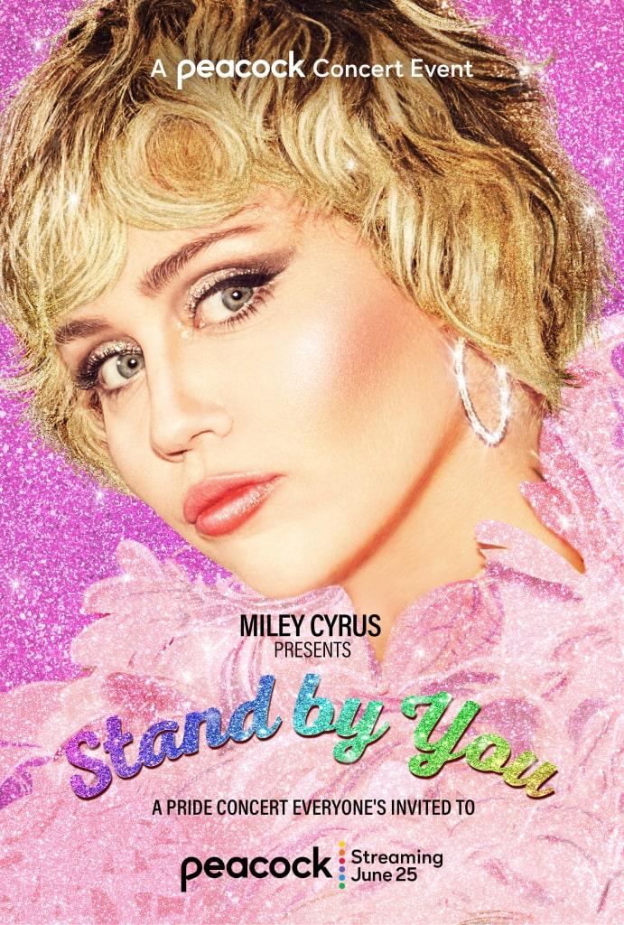 Miley Cyrus Vertical Art