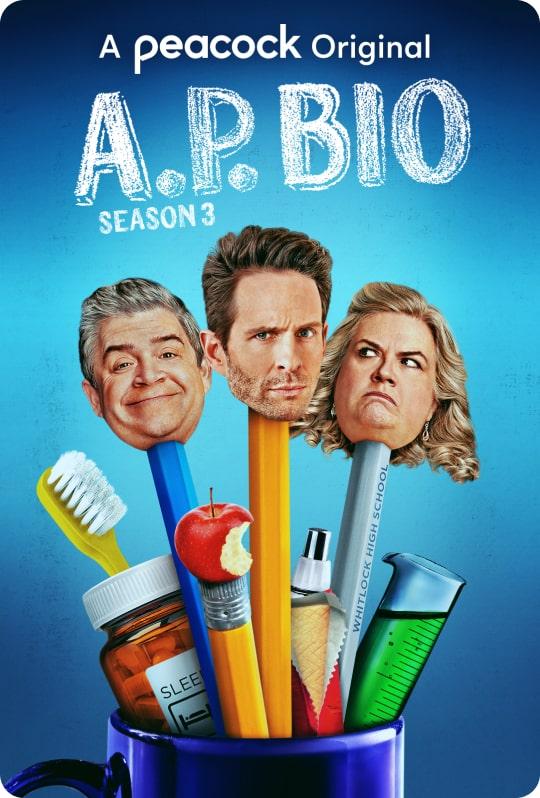 A. P. Bio Vertical Art