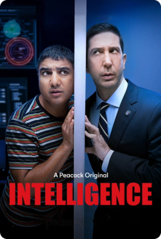 Intelligence Vertical Key Art
